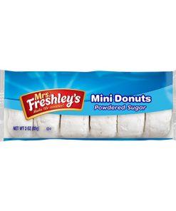 Mrs. Freshley´s Powdered Mini Donuts 85 g