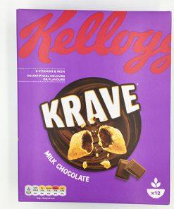 Krave Milk Chocolate 375 g