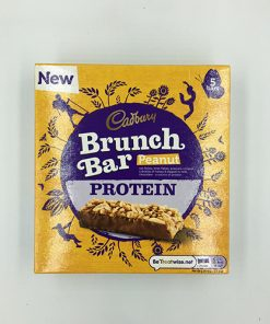 Cadbury Brunch Bar Peanut&Chocolate Protein 160 g