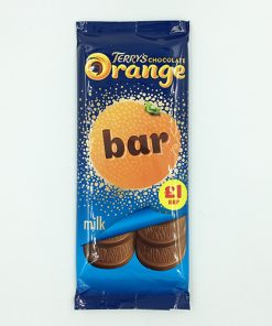 Terry's Chocolate Orange Milk Bar 90 g