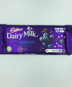 Cadbury Dairy Milk Blueberry Chocolate Bar 105 g