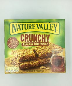 Nature Valley Crunchy Canadian Maple Syrup 5 x 42g 210g