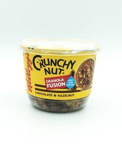 Kellogg's Crunchy Nut Granola Fusion Chocolate & Hazelnut 65g