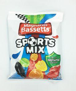 Maynards Bassetts Sports Mix Sweets Bag 190g