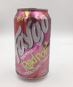 Faygo Strawberry Red Pop! 355 ml