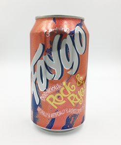 Faygo Rock & Rye 355ml