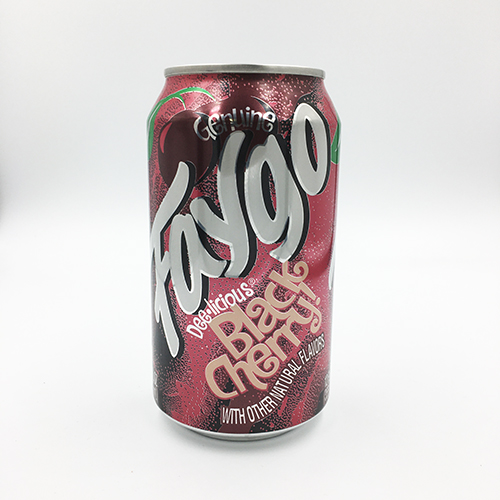 Faygo Black Cherry 355ml