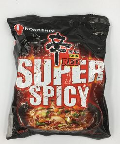 Shin Red Super Spicy 120 g