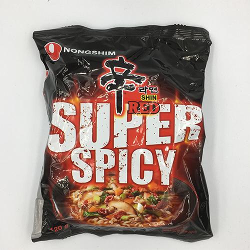 Shin Red Super Spicy 120 g