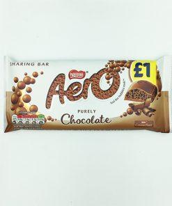 Nestlé Aero Milk Chocolate 90 g