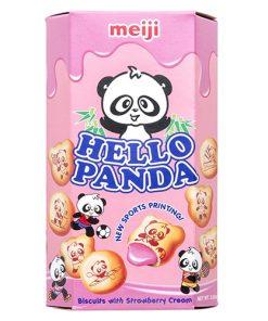 Hello Panda Strawberry 50 g
