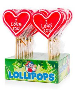 Felko Lolly Heart I Love You 80 g