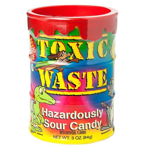Toxic Waste Money Bank Tie Dye 84 g