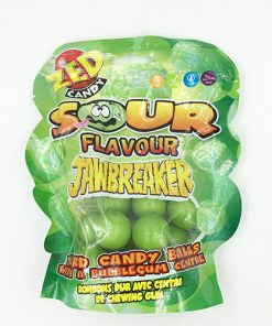 Zed Bag Sour Jawbreaker 132 g