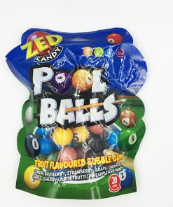 Zed Bag Poolballs 86 g