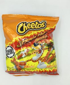 Cheetos Flamin Hot Crunchy 35