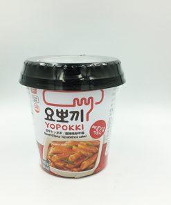 Yopokki Sweet&Spicy Tteobokki 140g