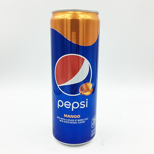 Pepsi Mango Slim Can 355 ml