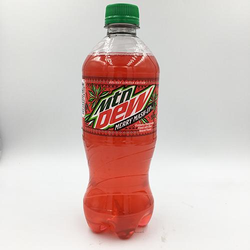 Mountain Dew Merry Mash Up 591 ml
