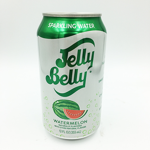 Jelly Belly Watermelon Sparkling Water 355 ml