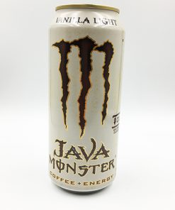 Monster Java Vanilla Light 443 ml