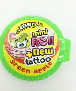 Johny Bee Gum Roll+Tattoo 18 g
