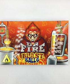 Dr. Fire Blast Balls 90 g
