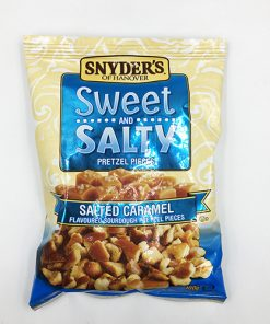 Snyders Salted Caramel Pretzel 100 g