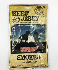 Bullseye Beef Jerky Smoked Beef 50 g