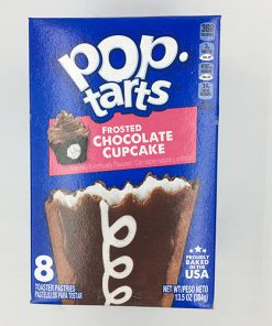 Pop Tarts Frosted Chocolate Cupcake 384 g