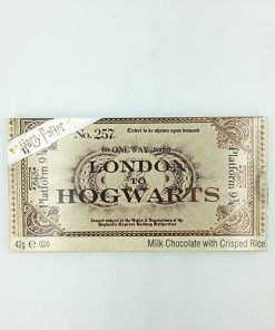 Harry Potter Milk Ticket London To Hogwarts Chocolate 42 g