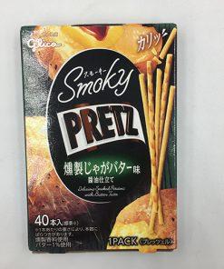Glico Pretz Smoked Jaga Butter 24 g
