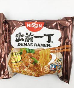 Nissin Ramen Beef 100 g