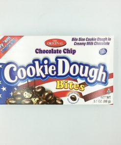 Chocolate Chip Cookie Dough Bites USA 88 g