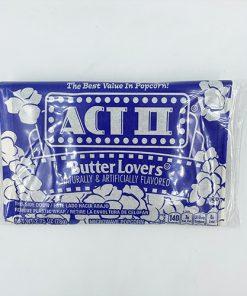 ACT II Butter Popcorn 78 g