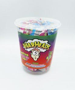 Warheads Sour Lollies 400 g