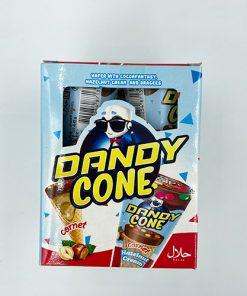 Dandy Cone Cornets 4-pack 100 g